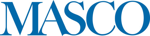 Masco Corporation Logo.  (PRNewsFoto/Masco Corporation)