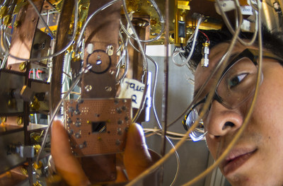 IBM and GLOBALFOUNDRIES signed a definitive agreement under which GLOBALFOUNDRIES will acquire IBM's global commercial semiconductor technology business, while IBM sharpens its focus on semiconductor and material science research, development capabilities and leadership in high-value systems. IBM scientists, including researcher Jerry Chow (pictured), are exploring post-silicon semiconductor materials to meet the emerging demands of cloud, Big Data and secure transaction optimized systems.