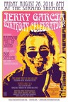 The Jerry Garcia Foundation Celebrates Jerry's Birthday with Release of the Legendary Musician's Fine Art