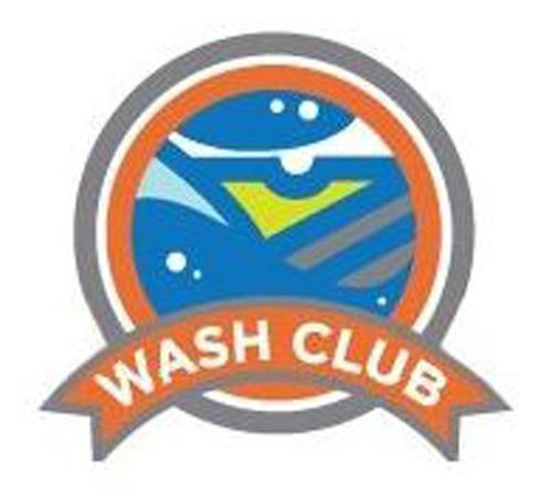 Wash Club NYC Logo.  (PRNewsFoto/Wash Club NYC)