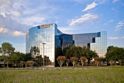Gulf Plaza Building 16010 Barkers Point Houston, TX 77079. (PRNewsFoto/Hartman Short Term Income Properties XX,  ...