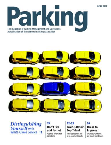 National Parking Association's Parking Magazine Wins Two Prestigious Gold Hermes Creative Awards