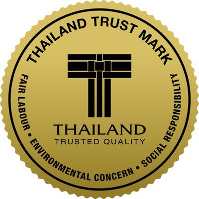 The Thailand Trust Mark Logo