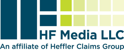 Heffler Claims Group, a leading firm in class action claims administration and mass tort claims management, is proud to announce their recent partnership with Jeanne Finegan, APR to form HF Media LLC. (PRNewsFoto/HF Media LLC) (PRNewsFoto/HF MEDIA LLC)