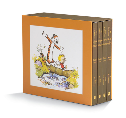 Calvin and Hobbes Paperback Edition.  (PRNewsFoto/Andrews McMeel Publishing)