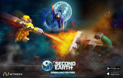 "'Flame', 'Assassin', and 'Heavy' (from left to right), the new combat units unveiled for ""Second Earth 2.0"