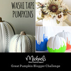 Michaels Great Pumpkin Blogger Challenge. (PRNewsFoto/Michaels Stores, Inc.)
