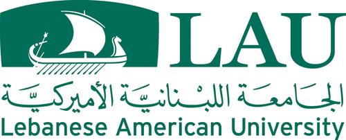 LAU's logo.   (PRNewsFoto/Lebanese American University)