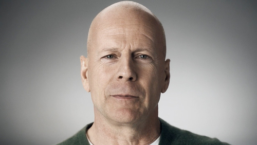 Bruce Willis Stars in Honda #Hugfest ad during 2014 Super Bowl.  (PRNewsFoto/Honda)