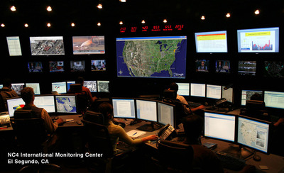 Cloud Computing Service Monitors Tornadoes and Other Global Events