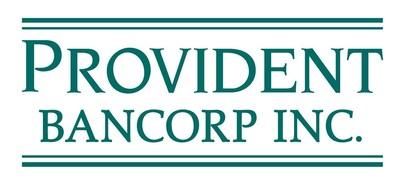 Provident Bancorp, Inc. logo.