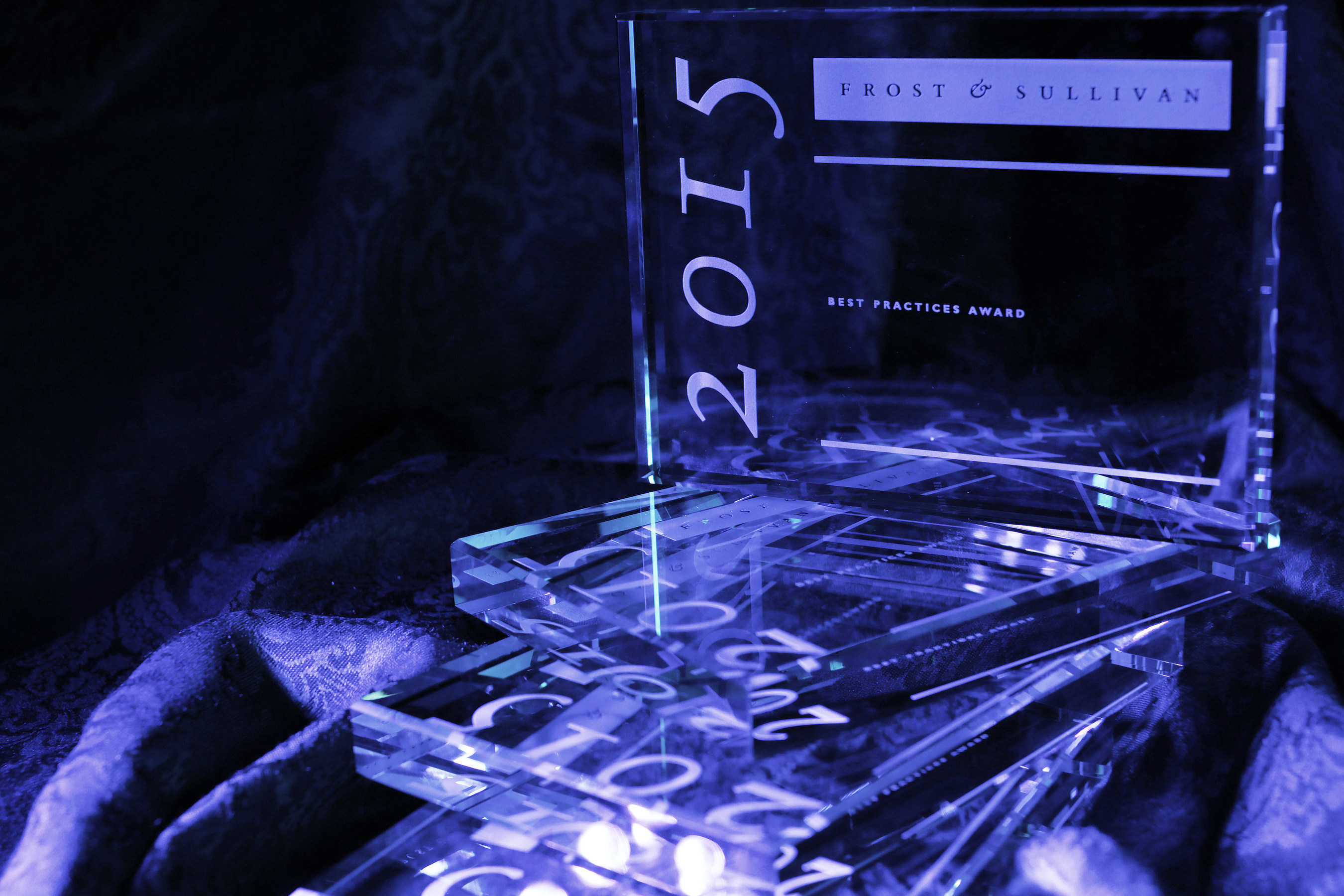 Industry Leaders Gather at Frost & Sullivan's 2015 Excellence in Best Practices Awards Banquet