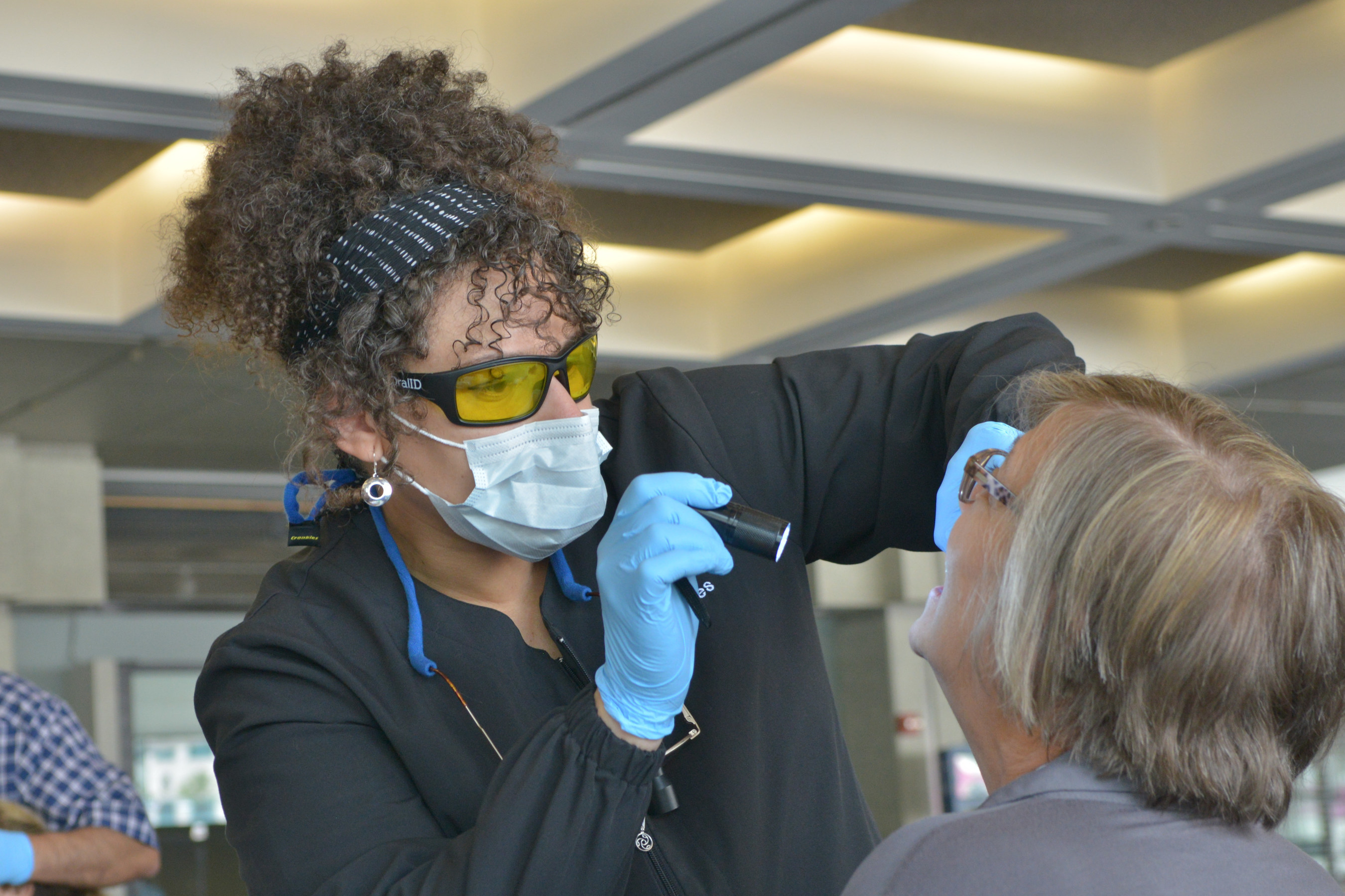 The Academy of General Dentistry will perform free oral cancer screenings July 15 and 16 at the Hynes Convention Center in Boston. Screenings are open to the public.