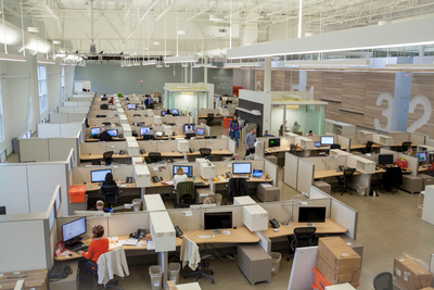 Newell Rubbermaid's new Design Center brings together world-class talent and new capabilities under one roof to accelerate great design and innovation as a competitive advantage. (PRNewsFoto/Newell Rubbermaid) (PRNewsFoto/Newell Rubbermaid)