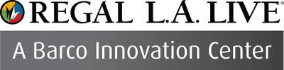 Regal L.A. LIVE: A Barco Innovation Center