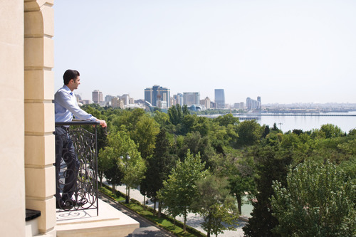 Four Seasons Hotels and Resorts opens its 89th property in Baku, Azerbaijan.  (PRNewsFoto/Four Seasons Hotels ...