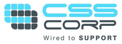 PR NEWSWIRE INDIA: CSS Corp Pvt Ltd logo (PRNewsFoto/CSS Corp Pvt Ltd)