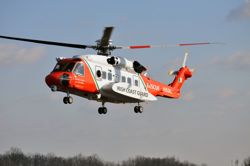 Sikorsky completes production of S-92(R) Helicopter for Irish Coast Guard.  (PRNewsFoto/Sikorsky Aircraft ...