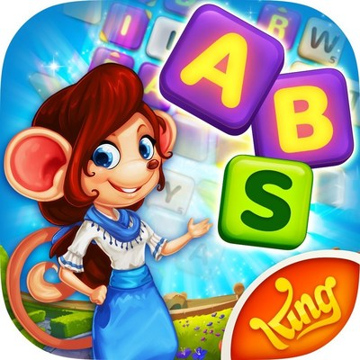 Fans can take a journey into the world of words with King Digital Entertainment's word-based adventure game AlphaBetty Saga (http://alphabettysaga.com) - available to download for free now on iOS and Google Android and on Facebook.