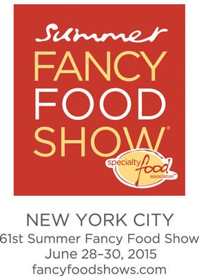 Summer Fancy Food Show 2015 Logo