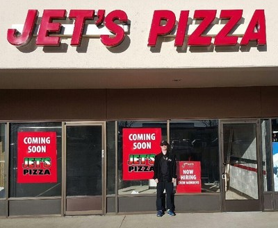 A New Jet's Pizza Lands In Colorado