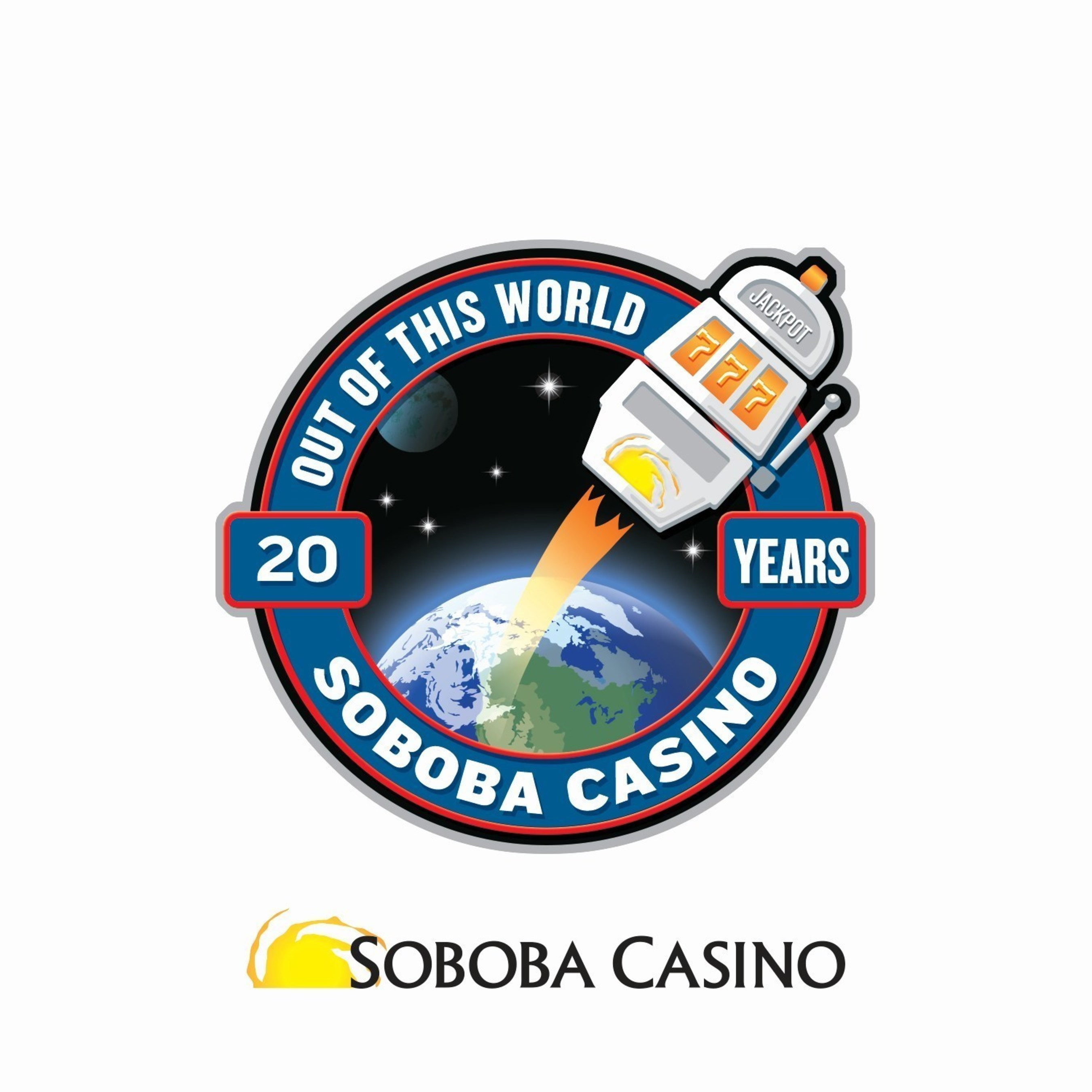 Soboba Casino celebrates 20 years by boldly going where no casino has gone before.