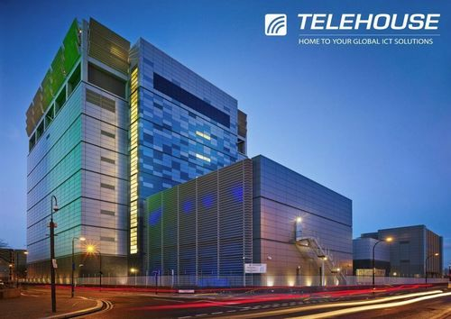 Telehouse opens new 1000sqm colocation floor of its flagship London Data Centre (PRNewsFoto/Telehouse International)