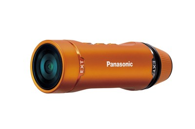 Panasonic Adventure Introduces the Wearable POV Action-cam HX-A1