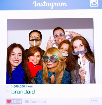 BrandAid Launches its Social Media Department (PRNewsFoto/Brandaid) (PRNewsFoto/Brandaid)