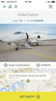 JetCharters.com mobile app for Android and iPhone.