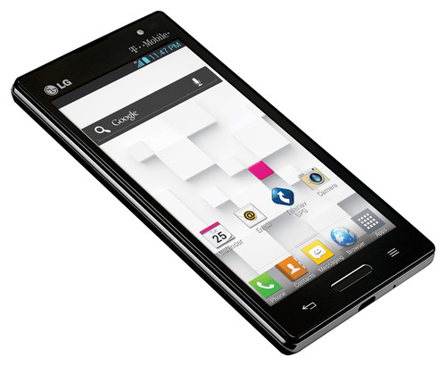 LG And T-Mobile Announce Stylish, Powerful LG Optimus L9