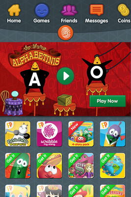 Fingerprint unveils its new multiplayer game platform & safe social features for kids.