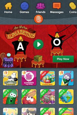 Fingerprint unveils its new multiplayer game platform & safe social features for kids.