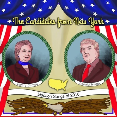 The Candidates from New York Album Cover