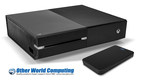 Other World Computing Announces External Storage Upgrade Kit for Microsoft Xbox One Gaming Consoles. Provides up to 4x factory-equipped storage, with hybrid disk drive version delivering significant performance improvement and load times reduced by up to 39%.