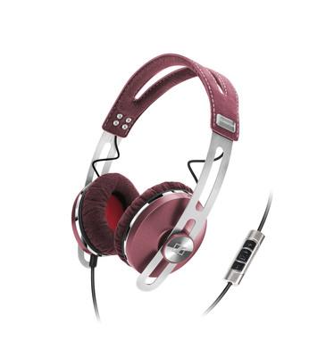 Alcantara Featured On Sennheiser Headphones.  (PRNewsFoto/Alcantara S.p.A.)