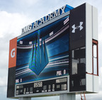 Complete Custom Video and Scoreboard at IMG Academy.  (PRNewsFoto/Panasonic Eco Solutions North America)