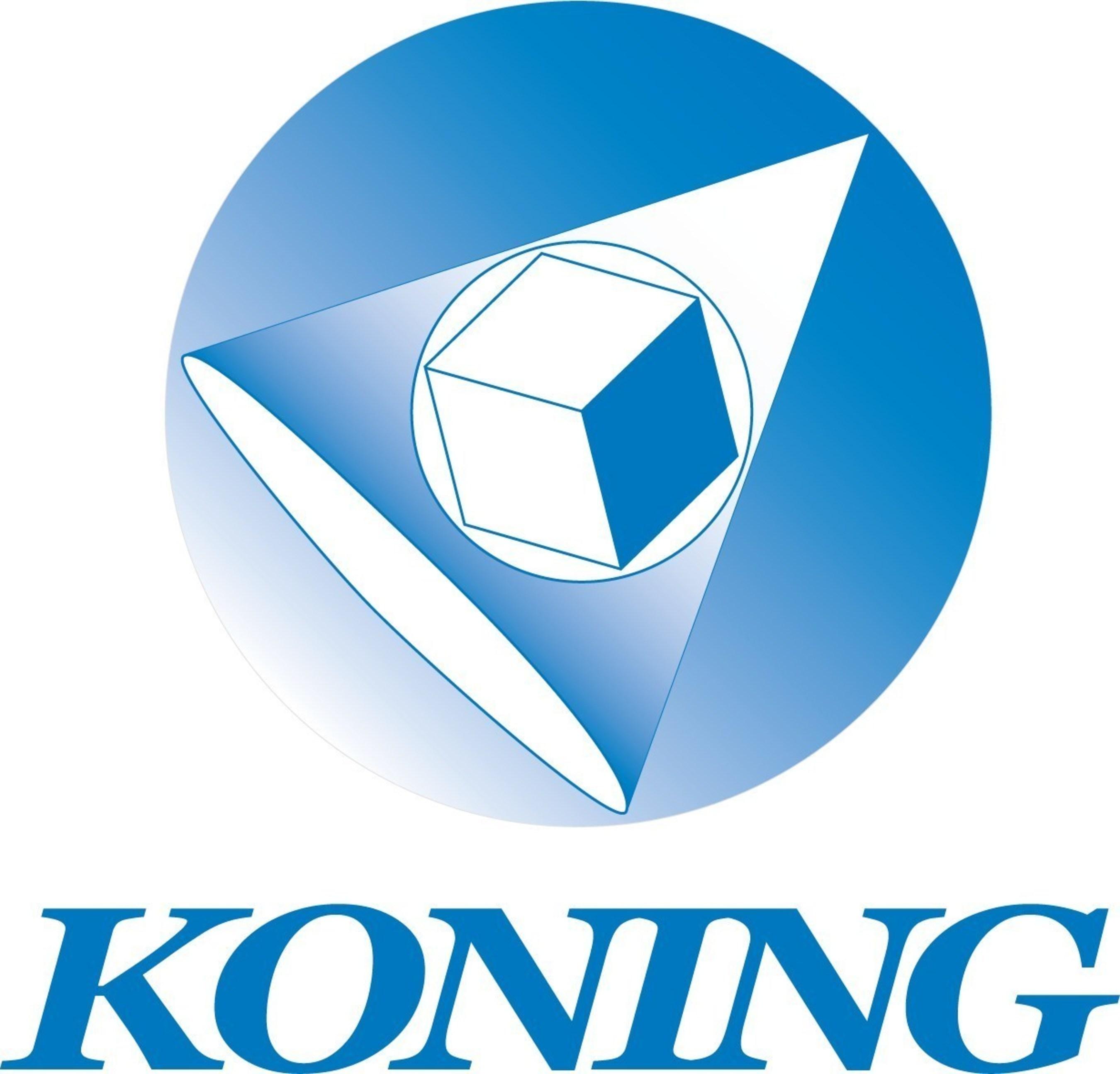 Koning Corporation Logo (PRNewsFoto/Koning Corporation)