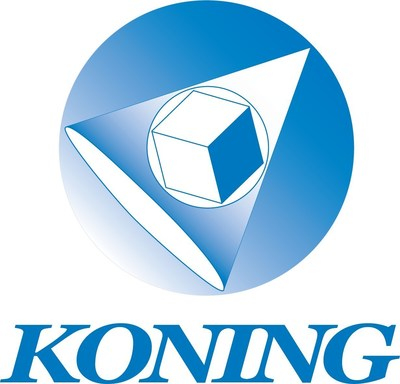 Koning Corporation Logo (PRNewsFoto/Koning Corporation)