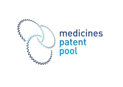 The Medicines Patent Pool Logo (PRNewsFoto/The Medicines Patent Pool)