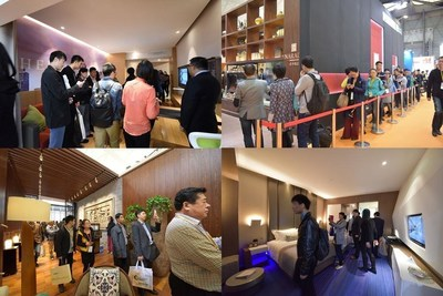 Hotel Plus Mock Up Room Show 2015