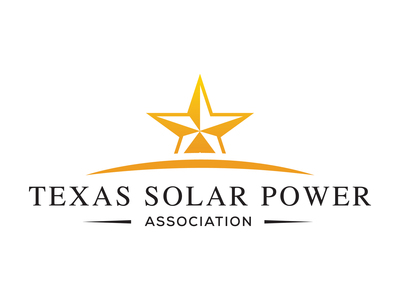 Texas Solar Power Association logo (PRNewsFoto/Texas Solar Power Association)