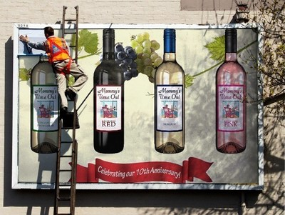 Mommy's Time Out Wine Celebrates 10th Anniversary