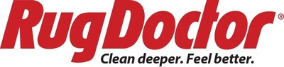 Logo - Rug Doctor, Clean Deeper. Feel better.