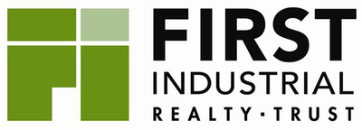 First Industrial Realty Trust logo.