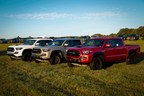 All-New 2017 Toyota Tacoma TRD Pro Voted Mid-size Truck of Texas by Texas Auto Writers Association