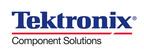 Tektronix Component Solutions logo. (PRNewsFoto/Tektronix Component Solutions)