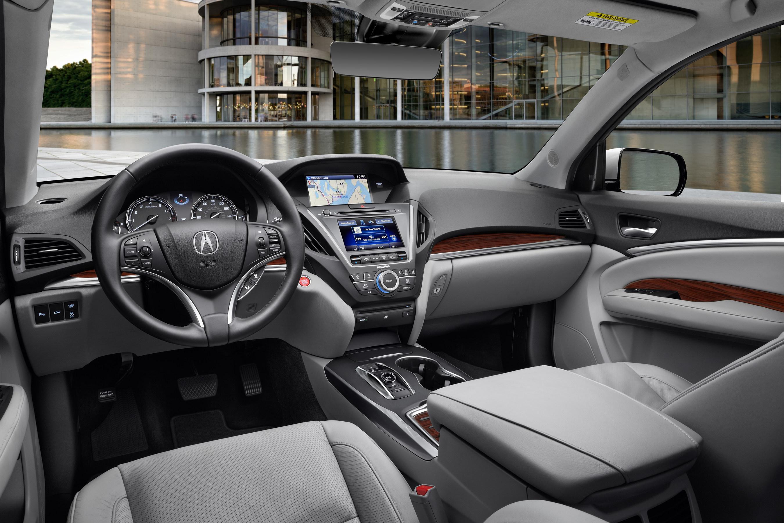 El Acura Mdx 2016 Se Lanza En Los Concesionarios De Todo País 4 Febrero A Un Precio Minorista Sugerido Por Fabricante Msrp Partir
