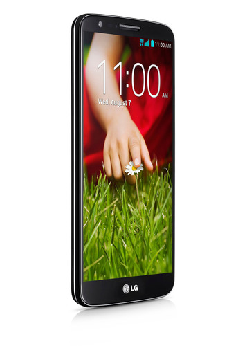 LG G2 Introduces New Direction In Smartphone Design