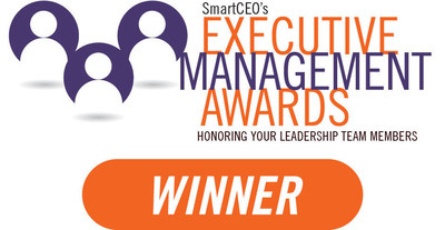 Saturn Infotech's COO Ash Batra and CTO Monalisa Shrin were recognized at SmartCEO's Executive Management Awards program on Tuesday, March 8, 2016.